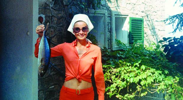 Audrey Hepburn: Foto: Hepburn Stiftung via Dumont Verlag