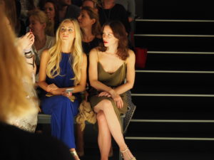 Publikum bei der Show von Ewa Herzog. Foto: Frauke Schlieckau