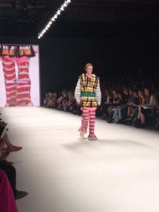 Wataru Tominaga. Fashion Week Berlin. Foto: Frauke Schlieckau