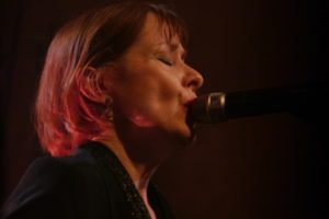 Suzanne Vega bei Arte Berlin Live. Foto: Kobalt Productions