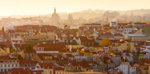 Das schönste Licht gibt es in Lissabon. Foto: José Avillez